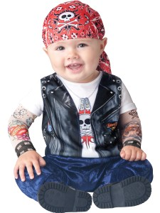 Costum Bebe Rocker