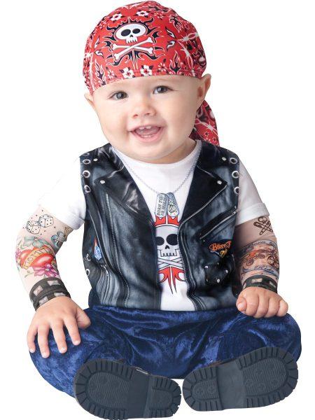 Costum Bebe Rocker