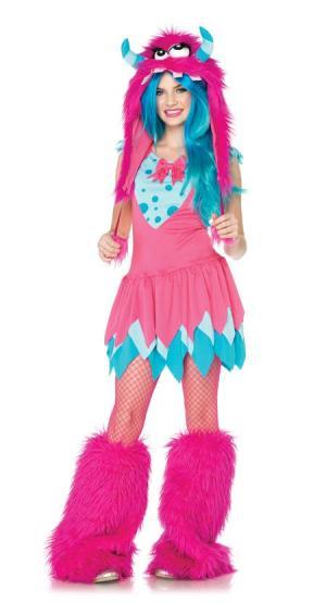Costum Monstruletul Roz