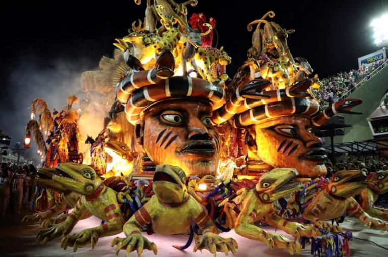 El Carnaval 2021 de Río será en julio condicionado a vacuna contra la covid