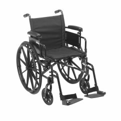 Wheelchair Drive Black Chair Covers Wedding Cruiser X4 16 Quot Seat Width Carnegie