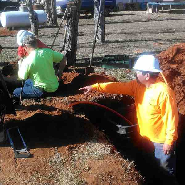 Piecing together new conduits and old lines is part of our massive network upgrade project.
