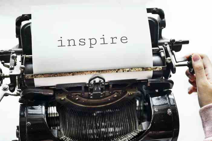 Write to inspire, read to expand
