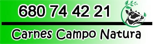 Logo Carnes Campo Natura