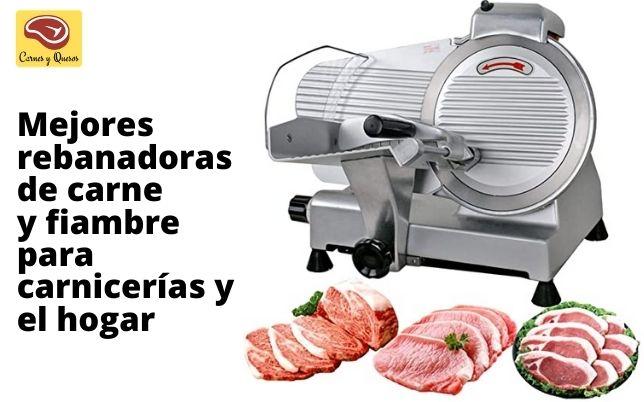 Mejores Rebanadores de carne