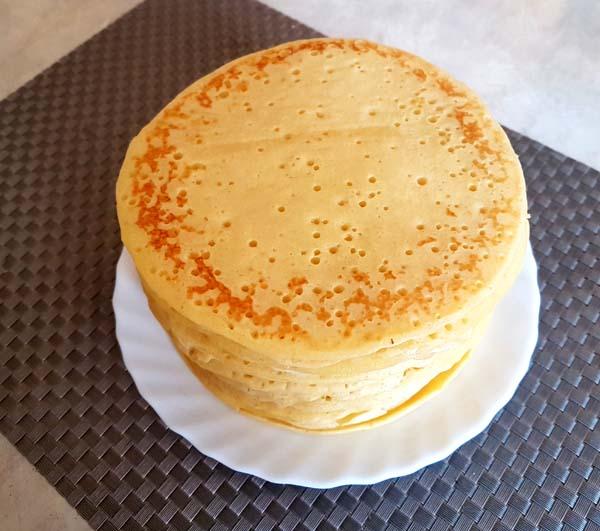 Pan de Cakes américains