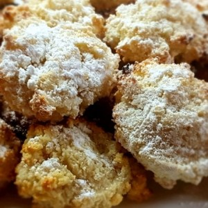 Recette des biscuits Amaretti
