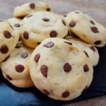 Recette des cookies cœur coulant au Nutella