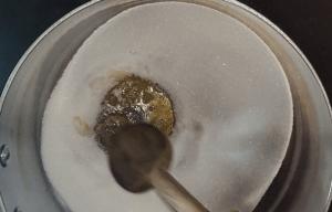 Recette du caramel à sec pour la pâte à tartiner maison