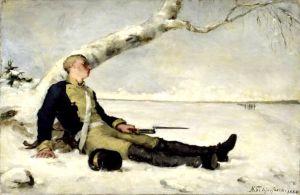 Hélène Schjerfbeck (1862-1946), - Le soldat blessé | Helene ...