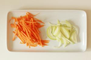 recette: soupe de raviolis coréens