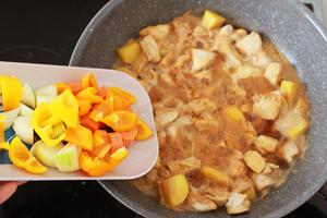 recette: mijoté de poulet