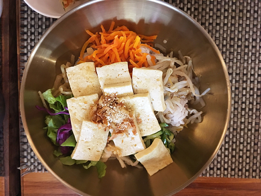 restaurant coréen amo