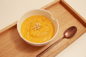 recette: soupe de potimarron