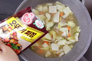 recette: Jajangmyeon