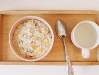 porridge de légumes