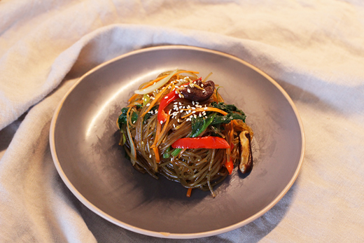 recette: japchae