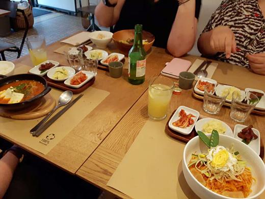 Restaurant coréen référencé Michelin: Jium