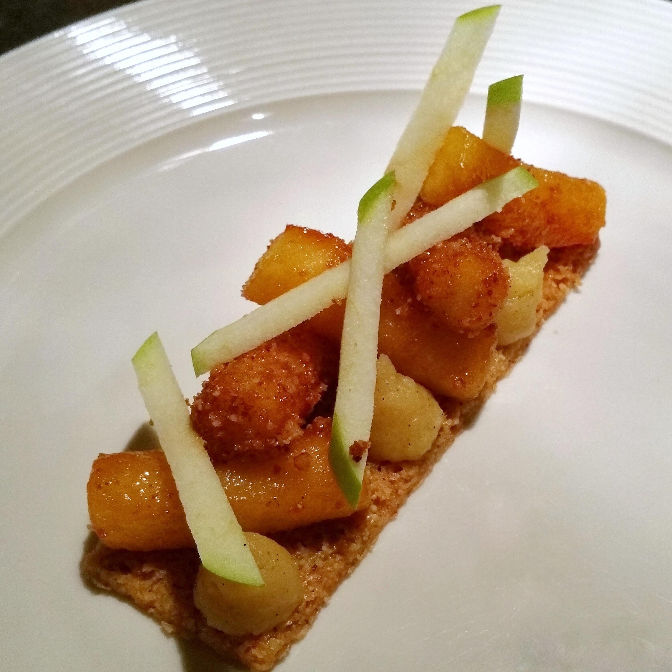 Déclinaison : Tarte aux Trois Pommes