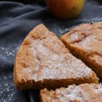 Gâteau aux Pommes Simple et Si Facile…