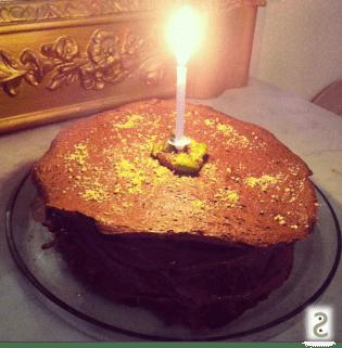 Millefeuille meringué cacao truffe http://wp.me/p389oa-ZB