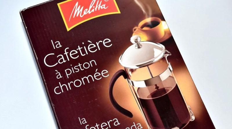 D couverte une nouvelle fa on de faire du caf avec melitta carnet des geekeries - Cafe pour cafetiere a piston ...
