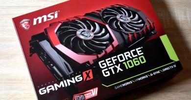 MSI 1060 Gaming X