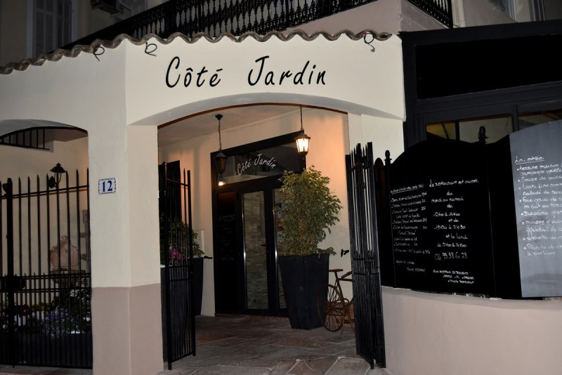 Côté Jardin by Christophe Ferré