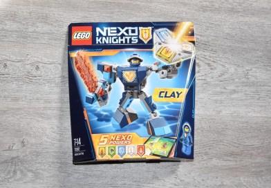 Les nouveaux Lego Nexo Knights !