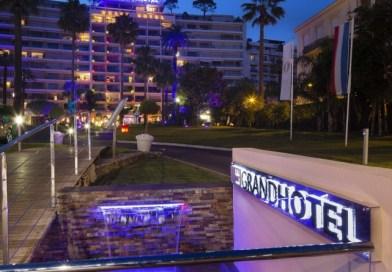 Notre week end au Grand Hôtel de Cannes !