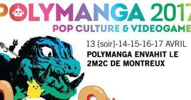 Polymanga 2017 – Le festival de la Pop Culture !