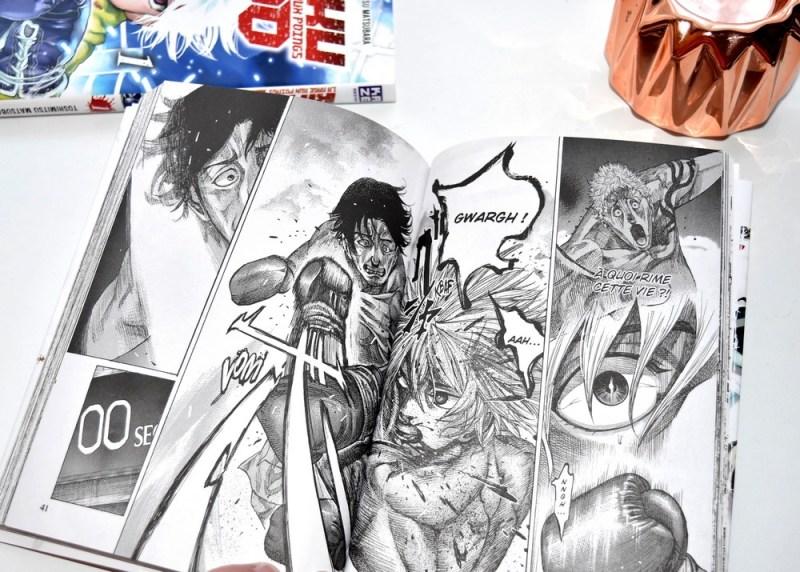 Riku-do manga