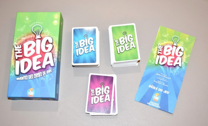 The Big Idea Funforge