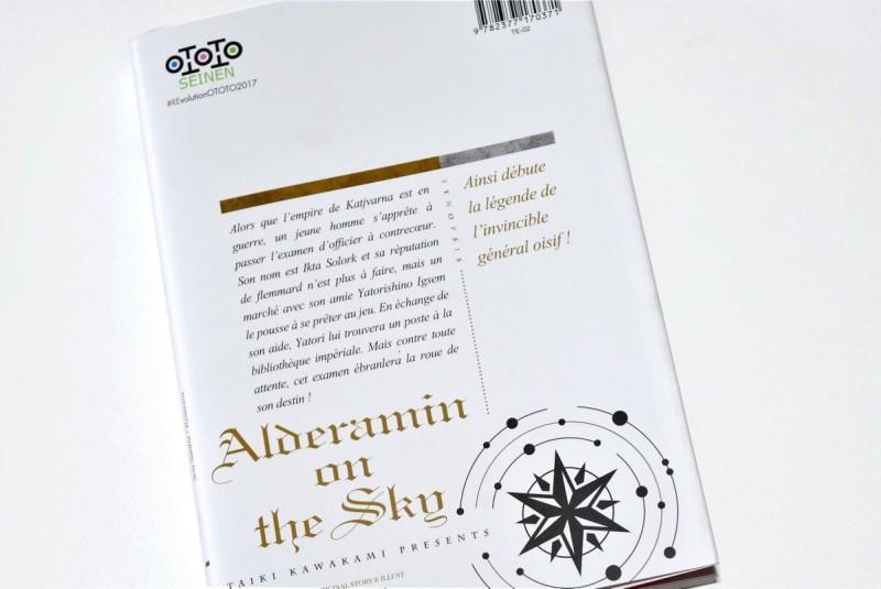 Alderamin on the Sky