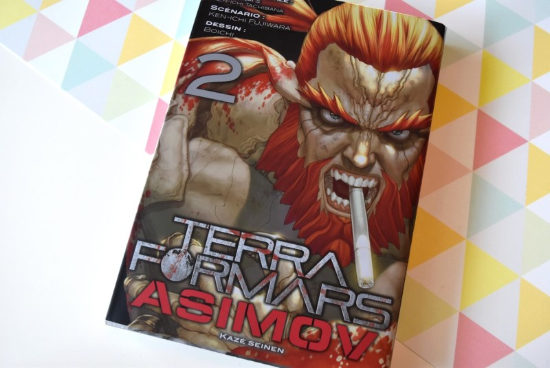 Terra Formars Asimov