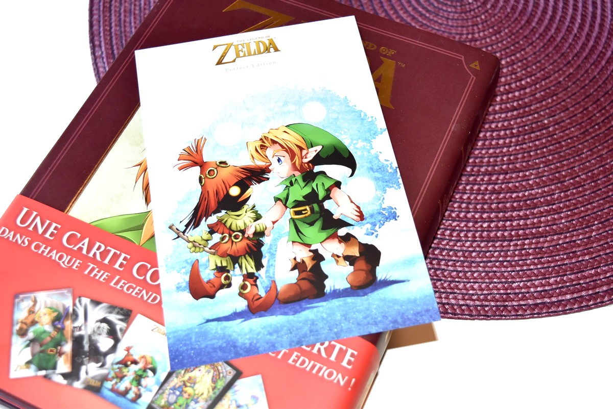 manga  the legend of zelda perfect edition