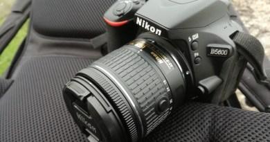 Test Nikon D5600