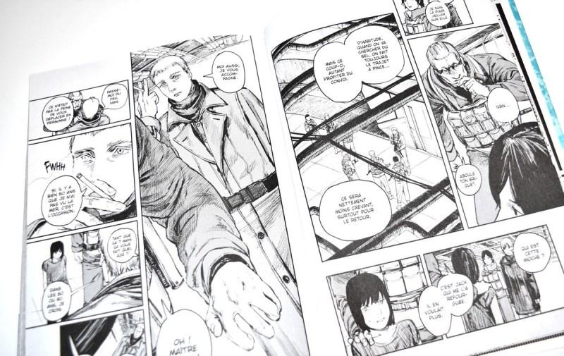 Fire Punch Manga