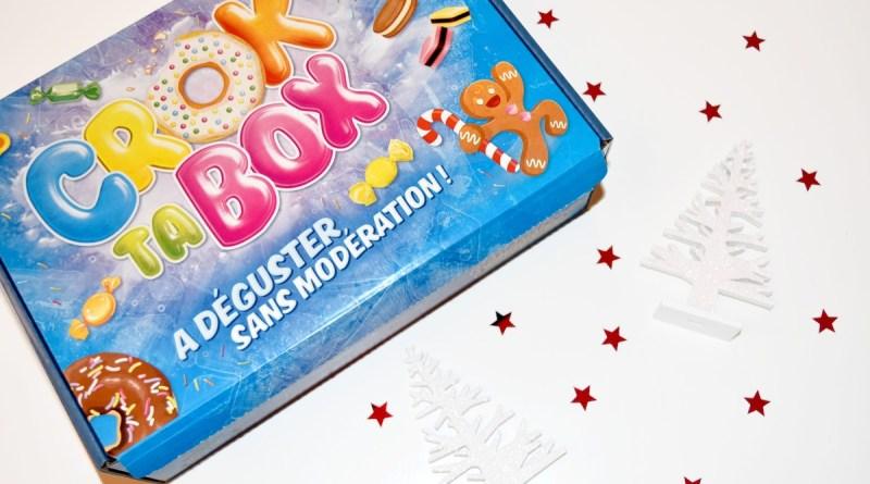 [UNBOXING] Crok ta box : Spéciale Noël – Décembre 2017
