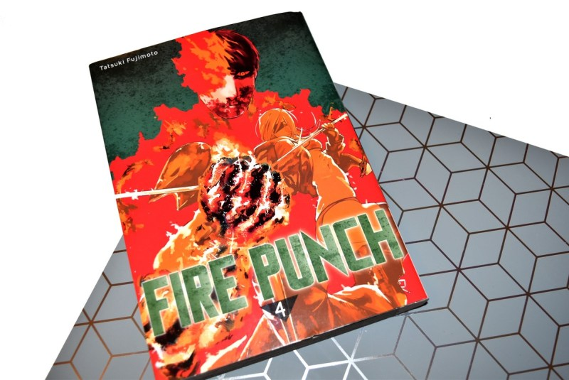 Fire Punch tome 4