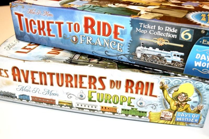 Les Aventuriers du Rail France