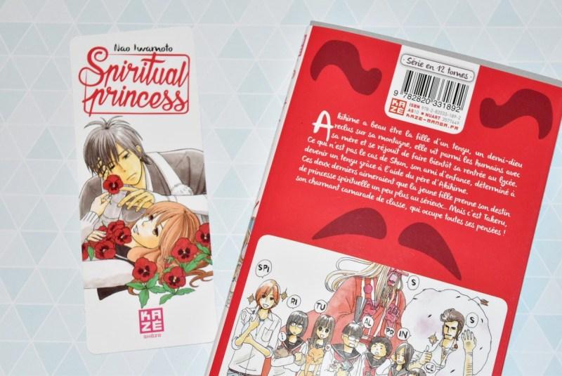 Spiritual Princess tome 1