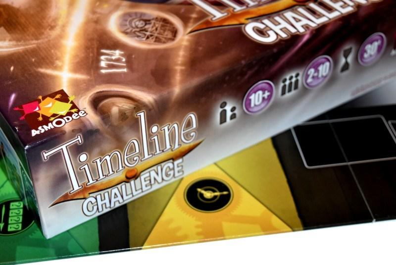 Timeline Challenge Asmodee