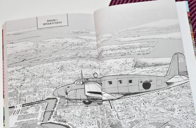 Sous le Ciel de Tokyo tome 1
