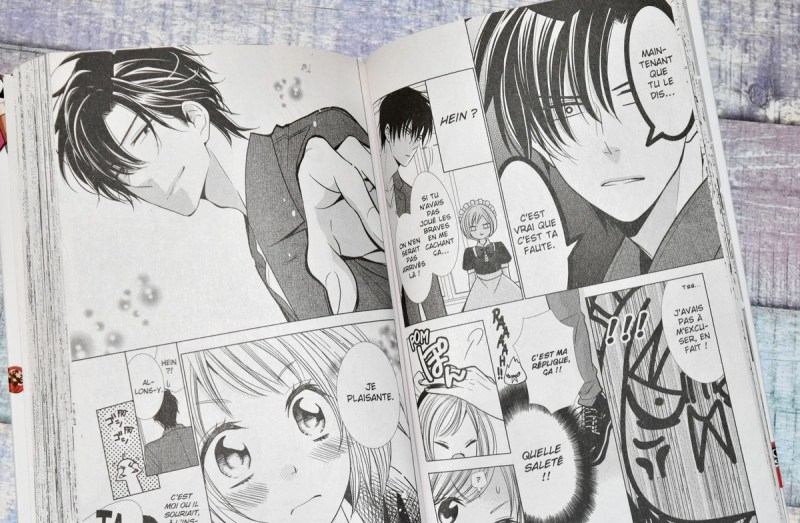 Takane et Hana tome 5