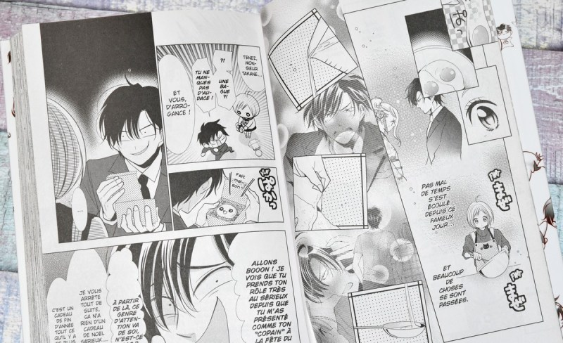 Takane et Hana tome 6