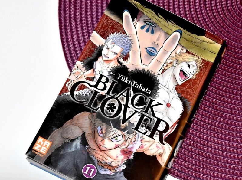 Black Clover tome 11