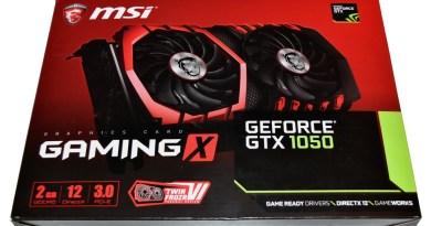 GTX 1050 Gaming x 2 Go