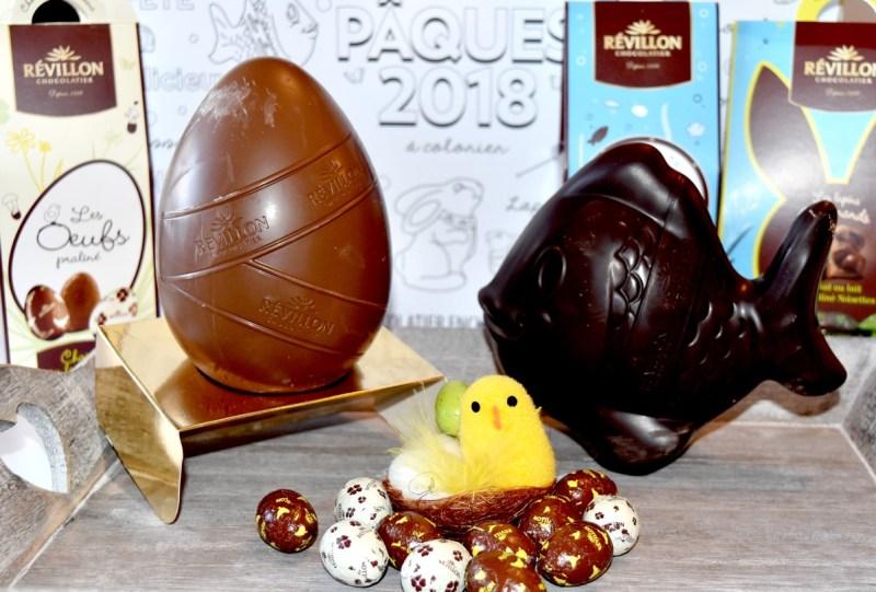 Revillon Chocolats Pâques