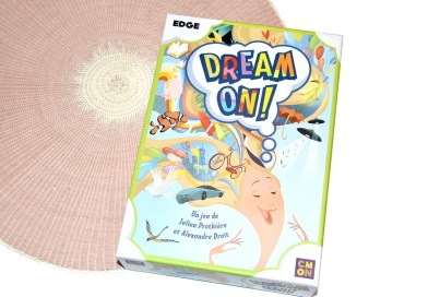 [J2S] Dream On – Asmodee & Edge #Concours